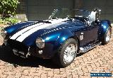 1966 Shelby Cobra for Sale