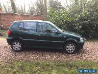 '02 VW Polo SE TDi 1.4 5 Door for Sale
