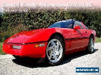 1990 Chevrolet Corvette Base Hatchback 2-Door for Sale