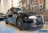 2008 Alfa Romeo GT Selespeed JTS Black Automatic 5sp A Coupe for Sale