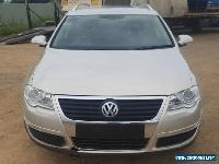 2009 VOLKSWAGEN PASSAT 2.0L DT TDI TURBO DIESEL TYPE 3C WAGON DAMAGED REPAIRABLE for Sale