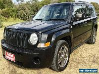 2009 JEEP PATRIOT 4X4 SPORT  for Sale