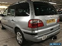2003 FORD GALAXY ZETEC 16V AUTO GREY SILVER 7 SEATER DRIVES AMAZING! NO RESERVE  for Sale