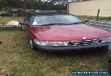 saab convertible rough needs work  for Sale