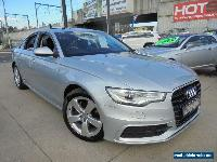 2011 Audi A6 4G Silver 7 Sports Automatic Dual Clutch Sedan for Sale