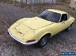 1971 Opel GT Coupe 2-Door for Sale