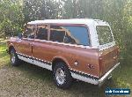 1972 chevrolet Suburban Original 3 door 400V8 auto. Not pickup Ford GMC Hotrod. for Sale