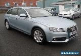 "AUDI A4 ""M TRONIC "" 2.0 TDI ESTATE 5 DR for Sale"