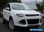 2014 Ford Kuga TF Trend (AWD) White Automatic 6sp A Wagon for Sale