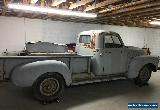 1953 Chevrolet Other Pickups 3600 Cab & Chassis 2-Door for Sale