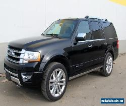 Ford: Expedition Platinum for Sale