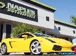 2004 Lamborghini Gallardo Base Coupe 2-Door for Sale
