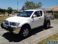 Mitsubishi Triton Club Cab 4x4 for Sale