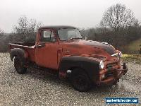 1954 Chevrolet Other Pickups Base for Sale