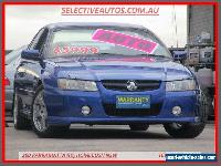 2005 Holden Commodore VZ 05 Upgrade SV6 Blue Automatic 5sp A Sedan for Sale