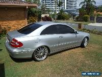 2002 Mercedes CLK320 for Sale