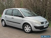 2003 RENAULT SCENIC 1.4 AUTHENTIQUE 16V SILVER for Sale