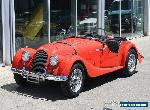Morgan: Plus Four Roadster for Sale