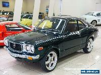 1973 Mazda Savanna RX3 Super Deluxe Green Manual 4sp M Coupe for Sale