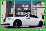 2015 Rolls-Royce Other Base Coupe 2-Door for Sale