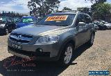 2009 Holden Captiva CG MY09 LX (4x4) Grey Automatic 5sp A Wagon for Sale