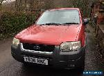 FORD MAVERICK V6 AUTO RED 3.0 Full leather for Sale