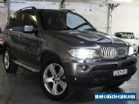 2005 BMW X5 E53 4.4I Bronze Automatic 8sp A Wagon for Sale