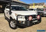 2010 Toyota Landcruiser Prado KDJ150R GXL (4x4) White Automatic 5sp A Wagon for Sale