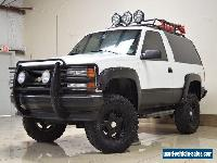 1998 Chevrolet Tahoe Base Sport Utility 2-Door for Sale