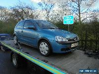 vauxhall corsa 1.2 spares or repair for Sale