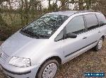 2004 Volkswagen Sharan 1.9 TDI PD Carat 5dr for Sale