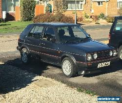 Mk2 Golf GTI 5dr 8v for Sale