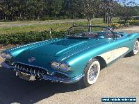 1958 Chevrolet Corvette Base Convertible 2-Door for Sale