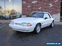 1993 Ford Mustang LX Convertible 2-Door for Sale