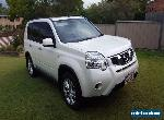 Nissan X-trail 2013 ST 4WD 6 Speed Manual - VERY LOW K's for Sale