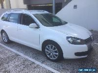 VW  Golf TURBO Wagon Diesel 2011 MODEL for Sale