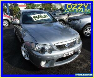 2005 Ford Falcon BA MkII XR6 Grey Automatic 4sp A Sedan for Sale