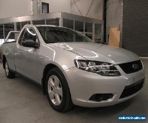 2009 Ford Falcon FG (LPG) Lightning Strike Automatic 4sp A Utility for Sale