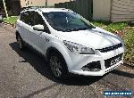 2013 Ford Kuga - No Reserve for Sale