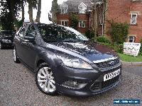 2009 Ford Focus 1.6 Zetec S 5dr for Sale