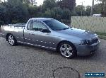 Ford BA XLS Ute 2005 for Sale