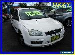 2006 Ford Focus LS CL White Automatic 4sp A Sedan for Sale