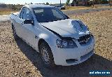 2008 Holden Commodore VE Omega Ute Utility Auto LIGHT DAMAGE REPAIRABLE for Sale