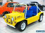 1970 Leyland Moke Open Vehicle Yellow Manual 4sp M Utility for Sale
