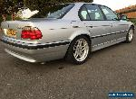 2000 BMW 728I SPORT AUTO SILVER for Sale