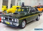 1970 Ford Falcon XY GT Monza Green Manual 4sp M Sedan for Sale