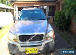 2004 Volvo XC90 12 months Rego just serviced! No Reserve! for Sale