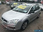 2005 Ford Focus LS CL Silver Automatic 4sp A Hatchback for Sale
