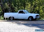1964 Chev El Camino Excellent Condition Full NSW Rego 4 Speed Suit Camaro Holden for Sale