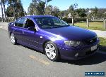 FALCON XR6 TURBO GENUINE PERFORMANCE  CAR NICE CONDITION REGO ROADWORTHY CERT for Sale